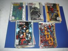 Lot 103 Ultimate Spider-Man near complete set 8-114 (missing issues) most VF!