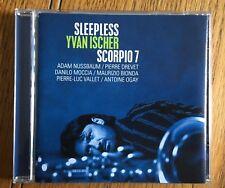 Yvan Ischer & Scorpio 7 - Sleepless CD TCB Recs