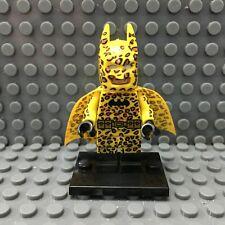 Leopard Print Batman Minifigure RBC Custom Minifigure