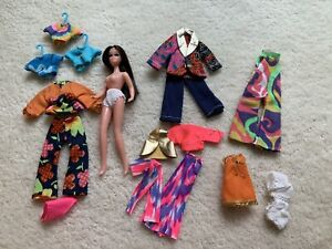 LOT OF DAWN, ROCKFLOWERS PIPPA, CLONE DOLL CLOTHING ITEMS