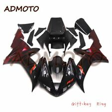Injection Molding Fairing Kit Bodywork for Yamaha YZF-R1 2002-2003