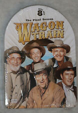 Wagon Train  Complete Eighth Final Season Series Eight 8 Limited Edition Tin DVD