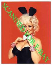 "DOLLY PARTON--SEXY 8.5""x11"" Busty Playboy Bunny Photo!^"