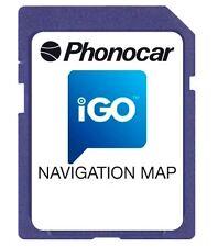NV996 Mappa di navigazione per VM007 e VM101