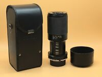 Tamron 103A Adaptall 2 Zoom Lens 80-210mm f3.8-4 With Minolta MD Adaptor - (#23)