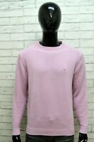 Maglione Uomo CONTE OF FLORENCE Taglia L Pullover Cardigan Felpa Sweater Maglia