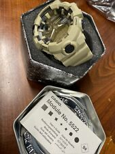 -NEW- Casio G-Shock Tan Watch