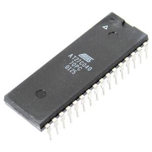 OTP-PROM AT27C040-70PU 512Kx8 70ns CMOS OTP-EPROM von ATMEL DIP32