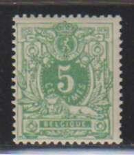 A8682: Belgium #51 Mint, Og, Lh, Sound; Cv $37 H