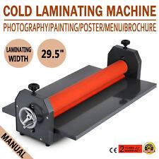 750mm Laminatrice a Freddo Cold Laminating Macchina Foto Pubblicitarie documenti
