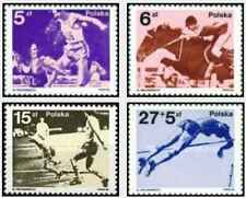 Timbres Sports Pologne 2675/8 ** lot 23772