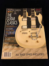 Guitar Magazine-Guitar Classics-Hendrix-Ozzy-Yes -Jeff Beck-Judas Priest