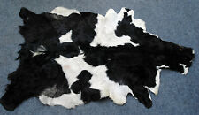 "GOAT Western taxidermy Hide Rug Natural Pattern Fur Goat Hide 35206 (44"" X 30"" )"