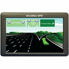 "TeleType Co. WorldNav 7690 High-Resolution 7"" Truck GPS with Bluetooth - 769060"