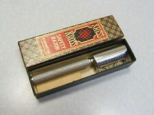 Vintage KRISS KROSS Single Edge SAFETY RAZOR Set in Box