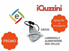 IGuzzini 8324 Pixel Grigio  Faro Incasso attacco Ioduri Metallici G12 35-70-150W