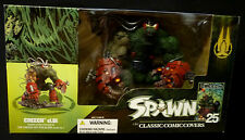 McFarlane Toys Spawn 25 Creech Deluxe Boxed Set New 2004