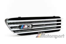 BMW M3 E46 Coupe & Convertible 3 Series Left Side Fender Grill Genuine OEM