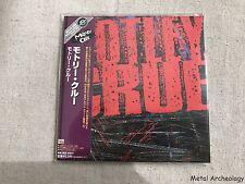 Motley Crue – Motley Crue JAPAN MINI LP HD CD 1999 (UICY-9617) OBI