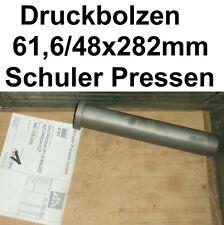 pièce rechange Schuler Presse hydraulique BOULON DE PRESSION NEUF 61,6/48x282mm