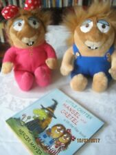 "LOT OF 2 KOHLS CARES MERCER MAYER LITTLE CRITTERS 14"" PLUSH ,pop up book"