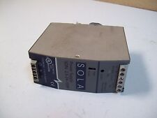 SOLA SDN 2.5-24-100P POWER SUPPLY 115/230VAC 1.3-0.7A 50/60HZ - FREE SHIPPING