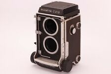 Mamiya C220 Medium Format Tlr Film Camera Body Only from Japan #346