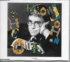 ELTON JOHN - The One CD-MAXI 3TR Europe 1992 (Phonogram)