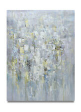 Large high-quality original contemporary modern abstract oil painting on canvas
