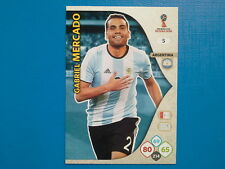 Panini Adrenalyn World Cup Russia 2018 n.  5 Gabriel Mercado Argentina