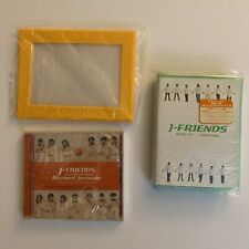 J-Friends 1999 Japan Promo Pack with Cd & Photo Frame Michael Jackson Producer