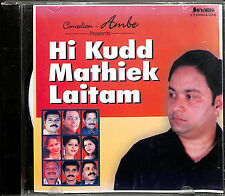 Konkani Goa Music CD - The Goan Comedian Ambe Songs Mathiek Laitam