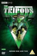 The Tripods Series 1 + 2 Season One Two BBC Region 4 DVD New (4 Discs)