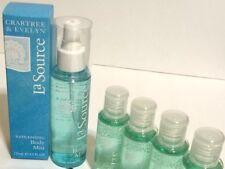 Crabtree & Evelyn La Source Body Mist Spray Body Wash Shower Gel Set