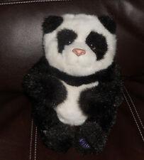 """Hasbro Fur Real Friends Luv Cub Interactive LG Panda Bear 2008 Furreal 12"""""""