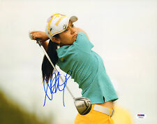 Ai Miyazato Signed Auto 11X14 Photo Psa/Dna Coa T58938 Lpga Tour Japan