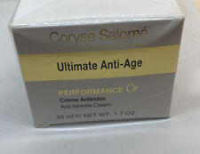 Coryse Salome * Ultimate Anti-Age Wrinkle Cream 1.7 oz / 50 ml