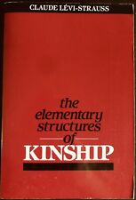 Elementary Structures of Kinship - Claude Lévi-Strauss - Large Paperback