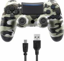 Wireless Controller for PS4 Playstation 4 Dual Shock (New Model, Gray) NEW