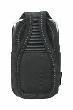 CLC 1 pocket Polyester Cell Phone Holder 3 in. L x 5.3 in. H Black