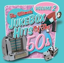Ultimate Jukebox Hits of the 50s, Volume 2 NEW CD