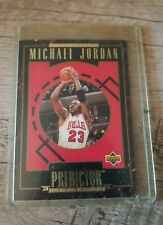 1995-96 Upper Deck Predictor MVP #R1 Michael Jordan MVP