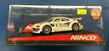 "NINCO 1/32 Slot Car 50327 Audi TT-R ""Belcar"" Rally w/ Super NC-5 Motor - NEW!"