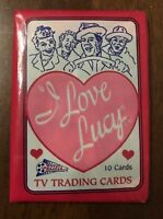 I Love Lucy TV Trading Card Wax Pack 1991 Factory Sealed Unopened