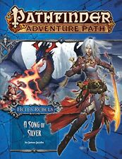 Pathfinder Adventure Path: Hell's Rebels Part 4 - A Song of Silver [Paperback] J