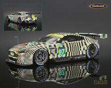 Aston Martin Vantage Art Car GTEPro Le Mans 2015 Turner/Mücke/Bell, Spark 1:18