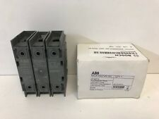 NEW IN FACTORY PACKAGE ABB 3-POLE 30A DISCONNECT SWITCH 1SCA105074R1001 OT30FT3