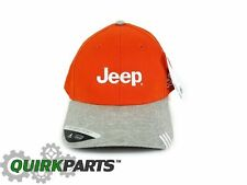JEEP ADIDAS ORANGE PREMIUM ADJUSTABLE CAP HAT BRAND NEW