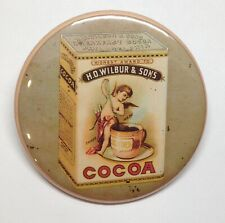 BOGO H.O Wilbur /& Sons Cocoa Vintage Style Fridge Magnet Buy 1 Get 1 FREE