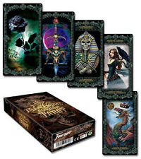 Alchemy Gothic 78 Tarot Card Set Divintation Spiritual Path Esoteric Wisdom
